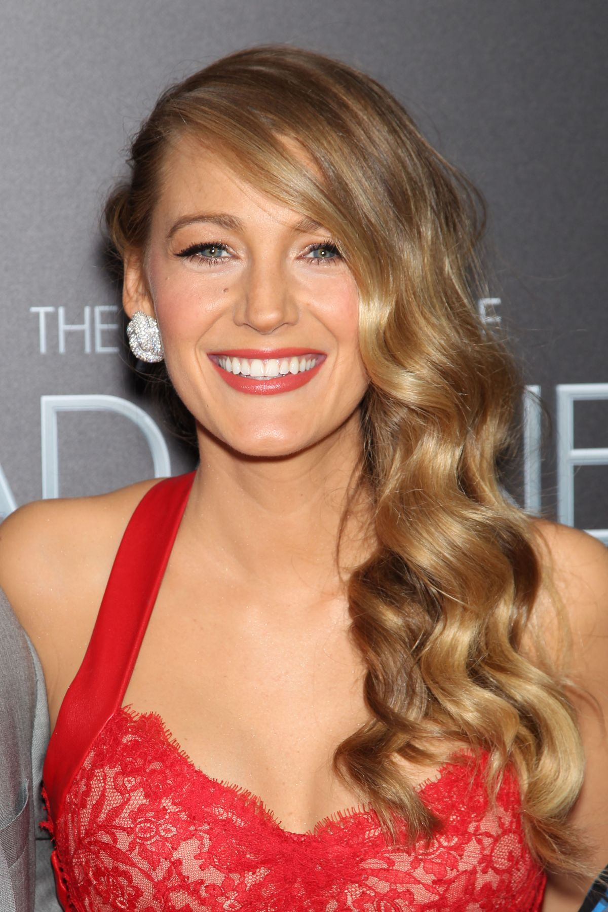 Blake Lively At The Age Of Adaline Premiere - Celebzz