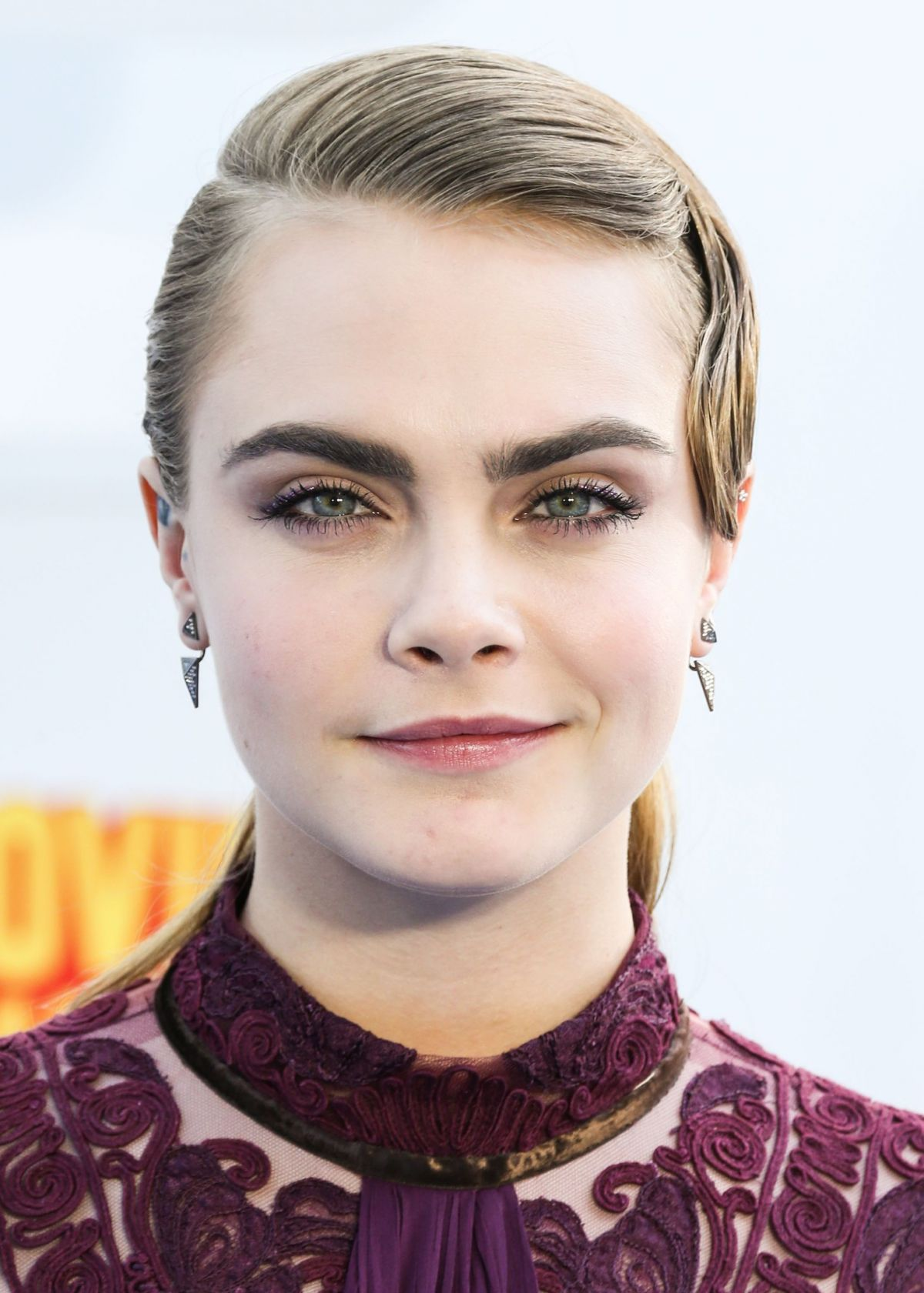 Cara Delevingne At 2015 MTV Movie Awards - Celebzz