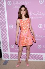 Emmy Rossum At Lilly Pulitzer For Target Launch Event