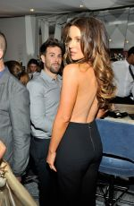 Kate Beckinsale At Victoria Beckham Collection Dinner