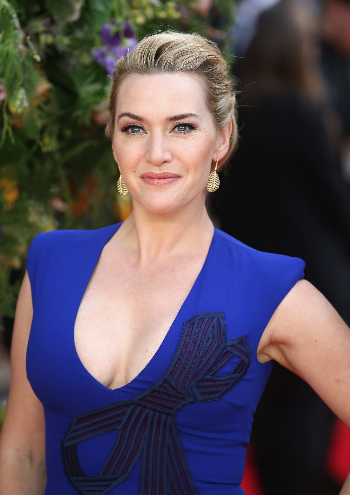 Kate Winslet At 'A Lit...