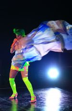 Katy Perry Performing On Tour In Shanghai