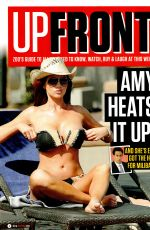 Amy Childs In UPFRONT ZOO Magazine May 2015