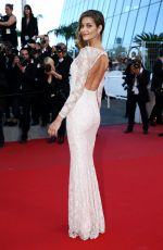 "Ana Beatriz Barros At ""Inside Out"" Premiere"