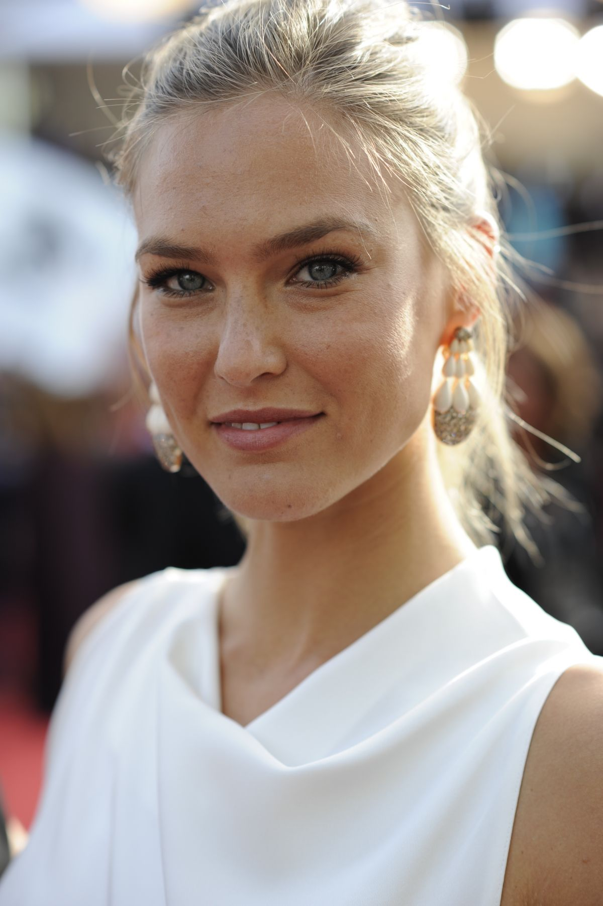 Bar Refaeli At Opening Ceremony And 'La Tete Haute' Premiere During ...