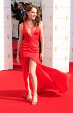 Charlotte Spencer At House of Fraser British Academy Television Awards