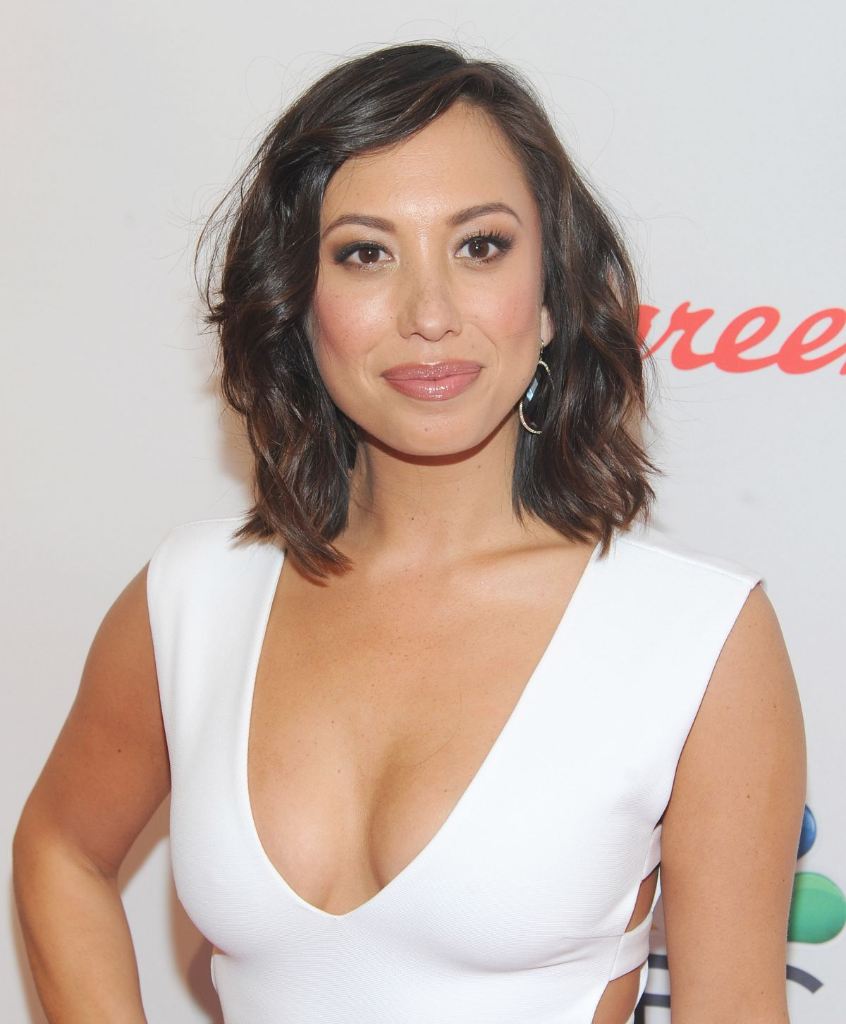 Cheryl Burke At The Red Nose Day Charity Event - Celebzz Cheryl Burke