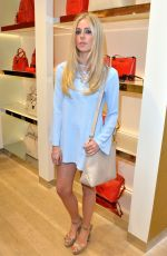 Diana Vickers At Launch Of The New Folli Follie Flagship Store