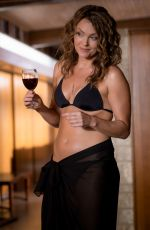 Dina Meyer At Lethal Seduction 2015 Stills