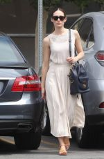 Emmy Rossum Out In Tarzana