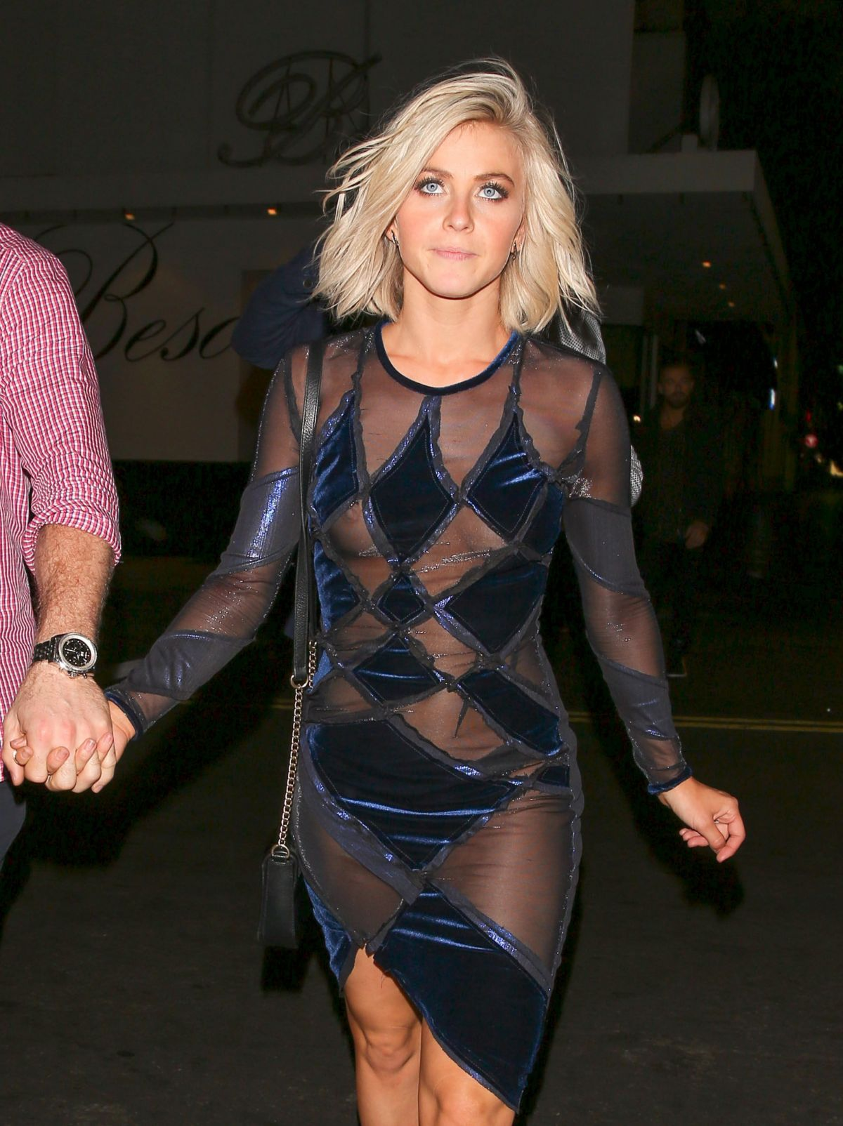 Julianne Hough Dating Dane Cook?