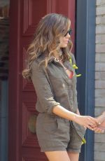 Kate Beckinsale Leaving Joel Silver