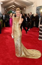 "Kate Hudson At ""China: Through The Looking Glass"" Costume Institute Benefit Gala"