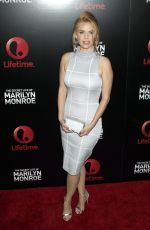 Kelli Garner At The Secret Life Of Marilyn Monroe Screening