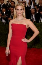Reese Witherspoon At China Through The Looking Glass Costume Institute Gala