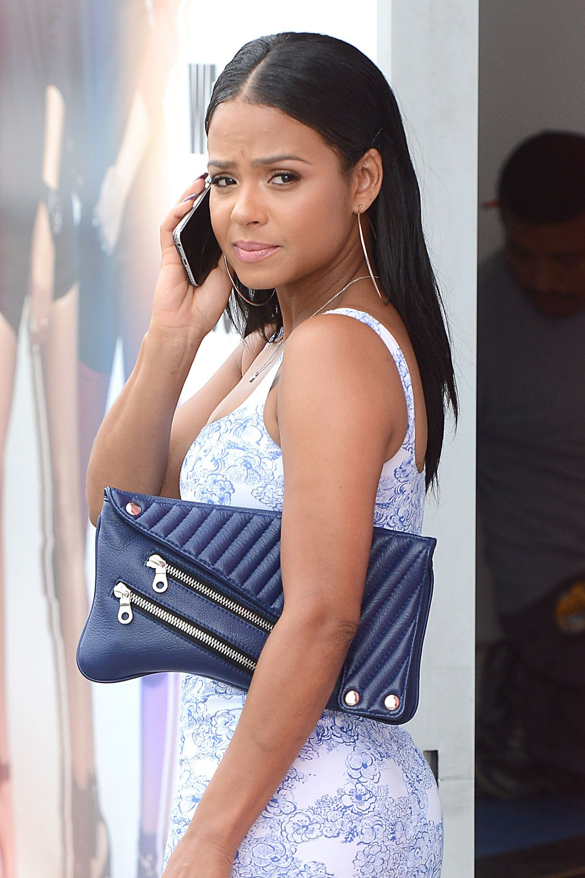 Christina Milian At Her We Are Pop Culture Pop Up Shop ...