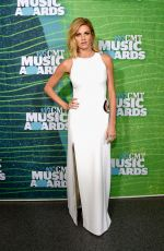 Erin Andrews At 2015 CMT Music Awards