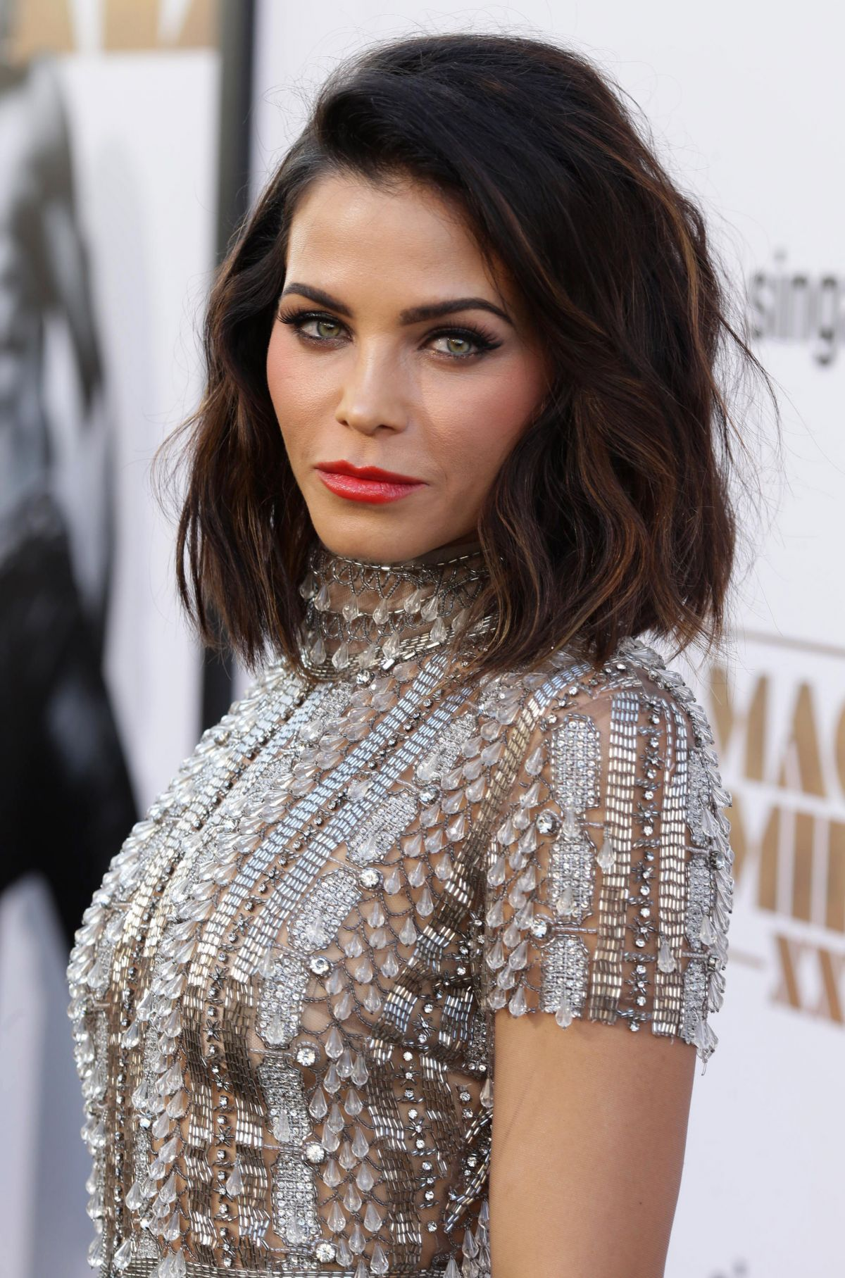 Jenna Dewan Tatum At Magic Mike XXL Premiere - Celebzz