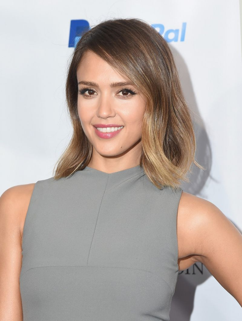 Jessica Alba At 2015 Forbes Women S Summit Transforming