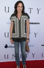 Jorja Fox Arrive For The World Premiere Screening Of The Documentary