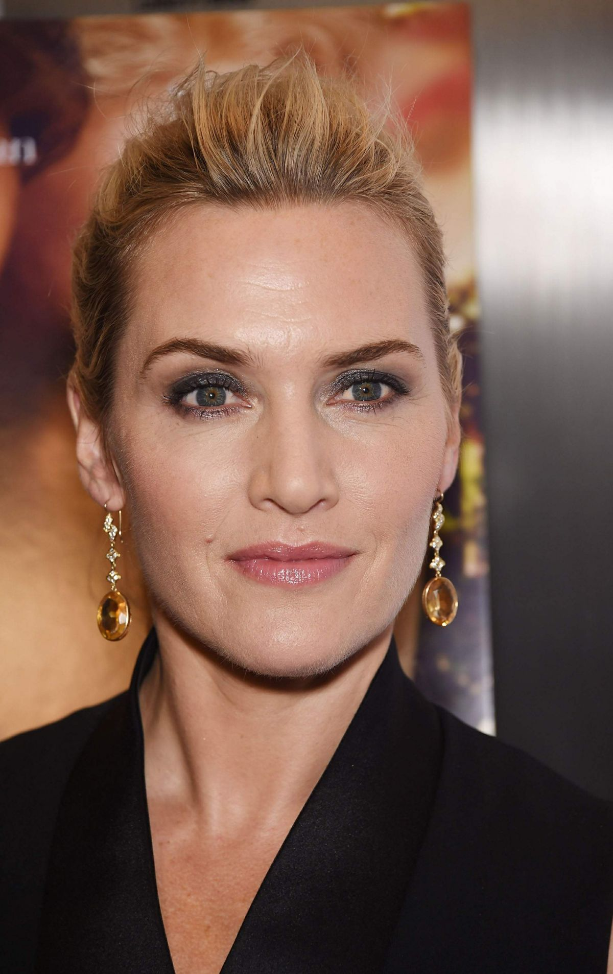 Kate Winslet At A Little Chaos New York Premiere Celebzz