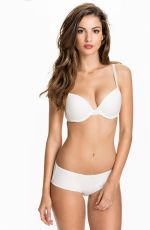 Katherine Henderson In Nelly Lingerie Collection 2015