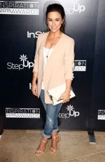 Lacey Chabert At Step Up Women