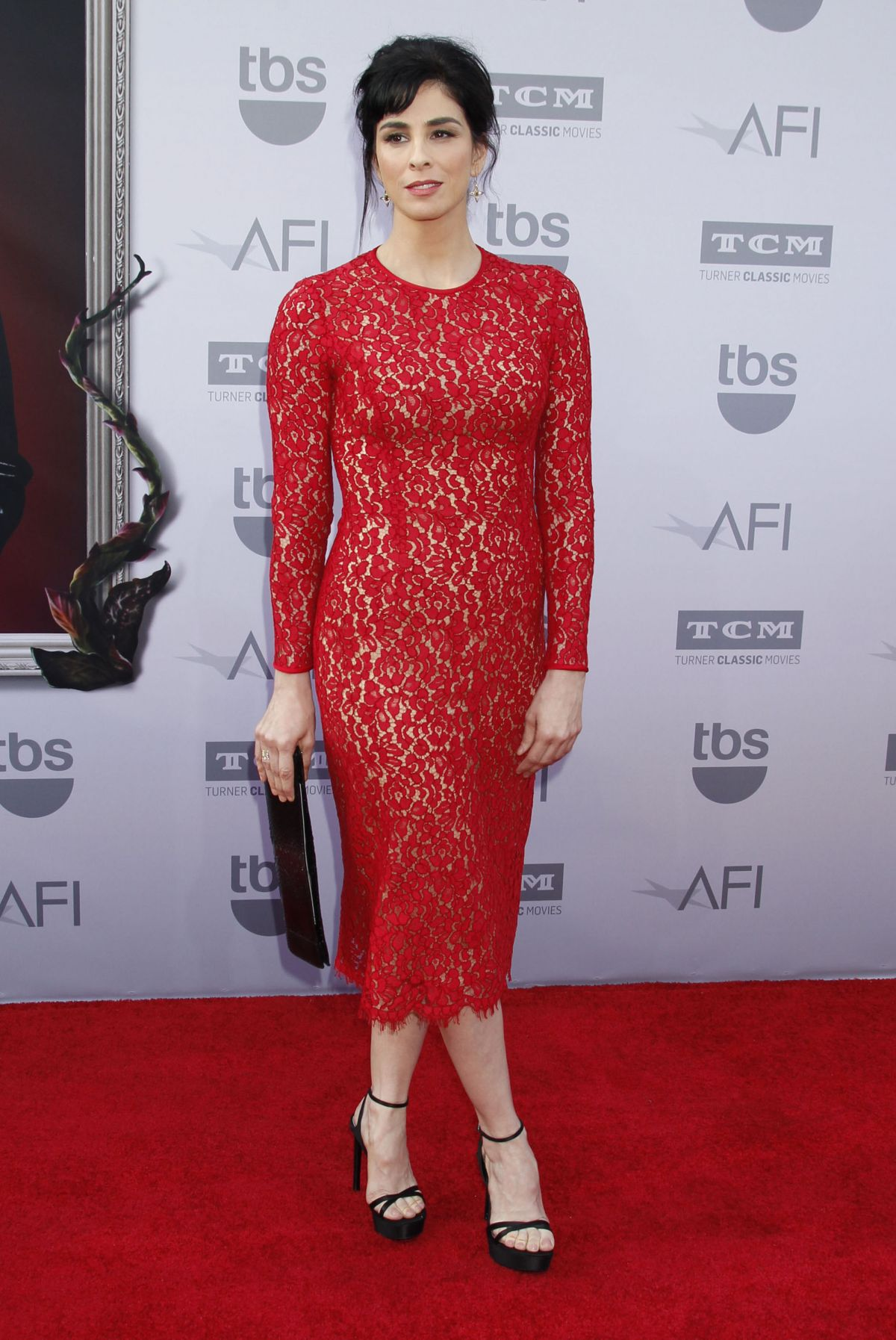 Sarah Silverman At 2015 AFI Life Achievement Award Gala - Celebzz