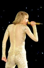 Taylor Swift At The 1989 World Tour At Ford Field In Detroit