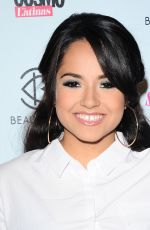 Becky G At 4th Annual BeautyCon