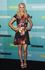Candice Accola At Entertainment Weekly Party