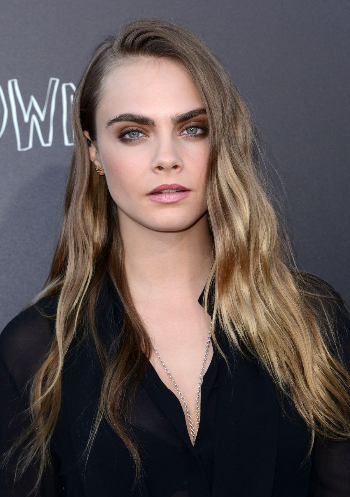 Cara Delevingne At 'Paper Towns' Q&A And Live Concert ...