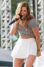 Cassadee Pope At Country Jam USA Music Festival