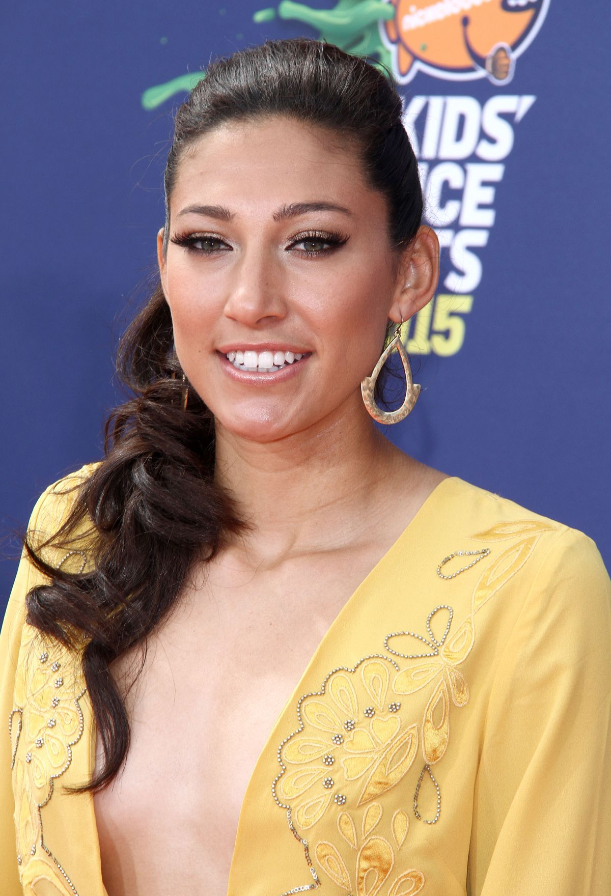 Christen Press At Nick's 2nd Annual Kids' Choice Sports