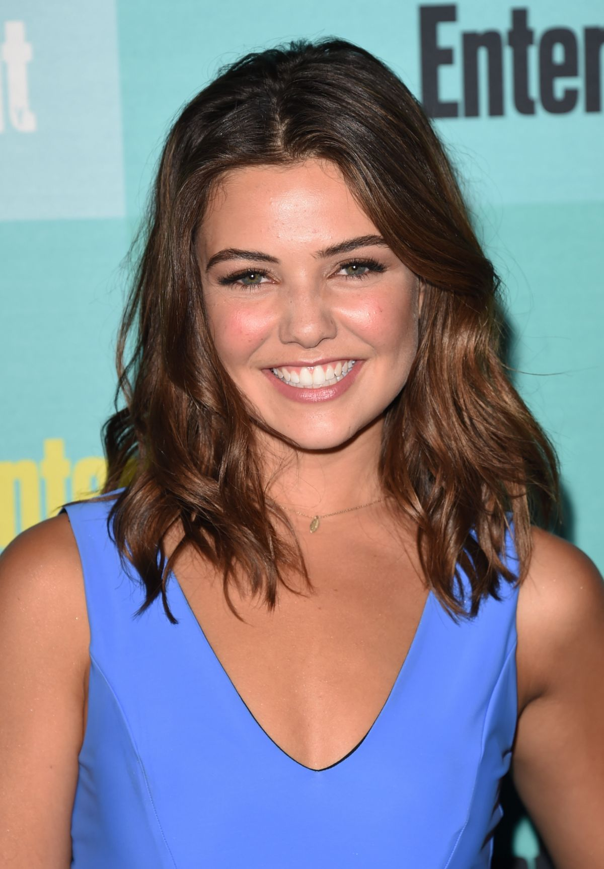 Danielle Campbell At Entertainment Weekly Party Celebzz