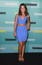 Danielle Campbell At Entertainment Weekly Party