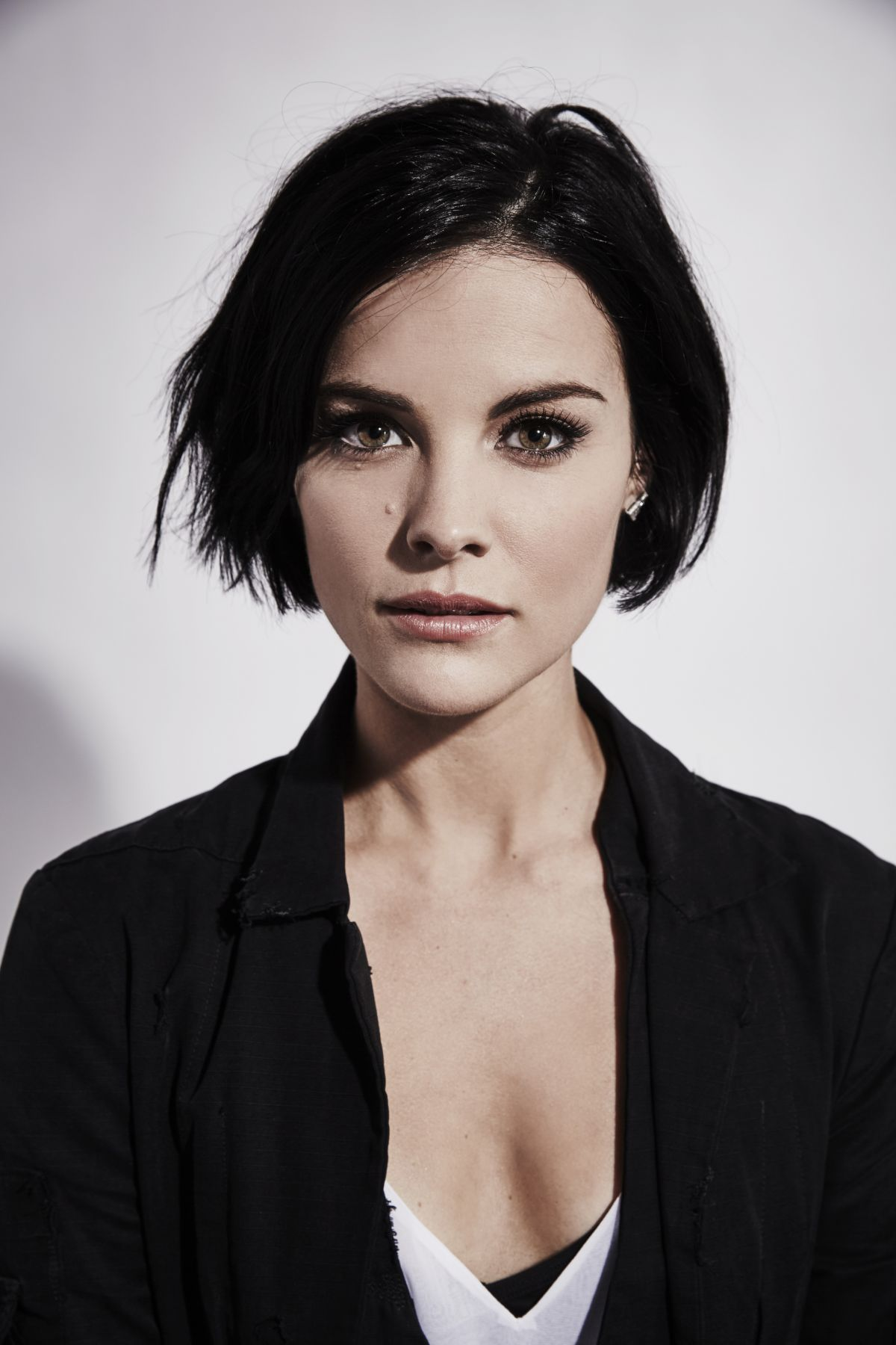 Jaimie Alexander At 2015 Comic Con Blindspot Portraits