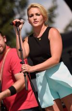 Jamie Lynn Spears Performs At Country Thunder USA Day 3