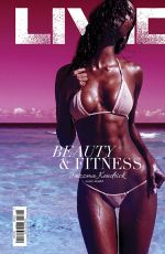 Jazzma Kendrick In Livid Magazine Beauty & Fitness Issue #13 Photographer ALEXEI BAZDAREV