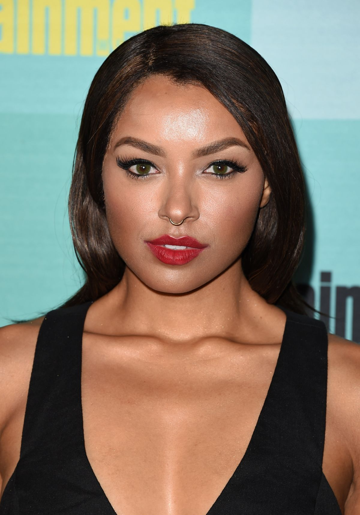 Kat Graham At Entertai...