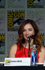 Kristen Connolly At Zoo Presentation At Comic-Con