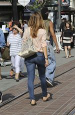 Maria Menounos At The Grove In West Hollywood