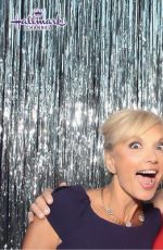 Teryl Rothery At Crown Media Family Networks