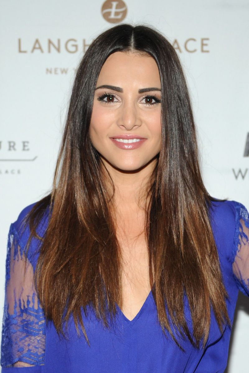 Andi Dorfman At Taste Of Tennis Week: Party With The Pros
