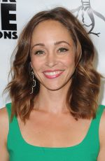 Autumn Reeser At The Unauthorized O.C. Musical One Night Only Event