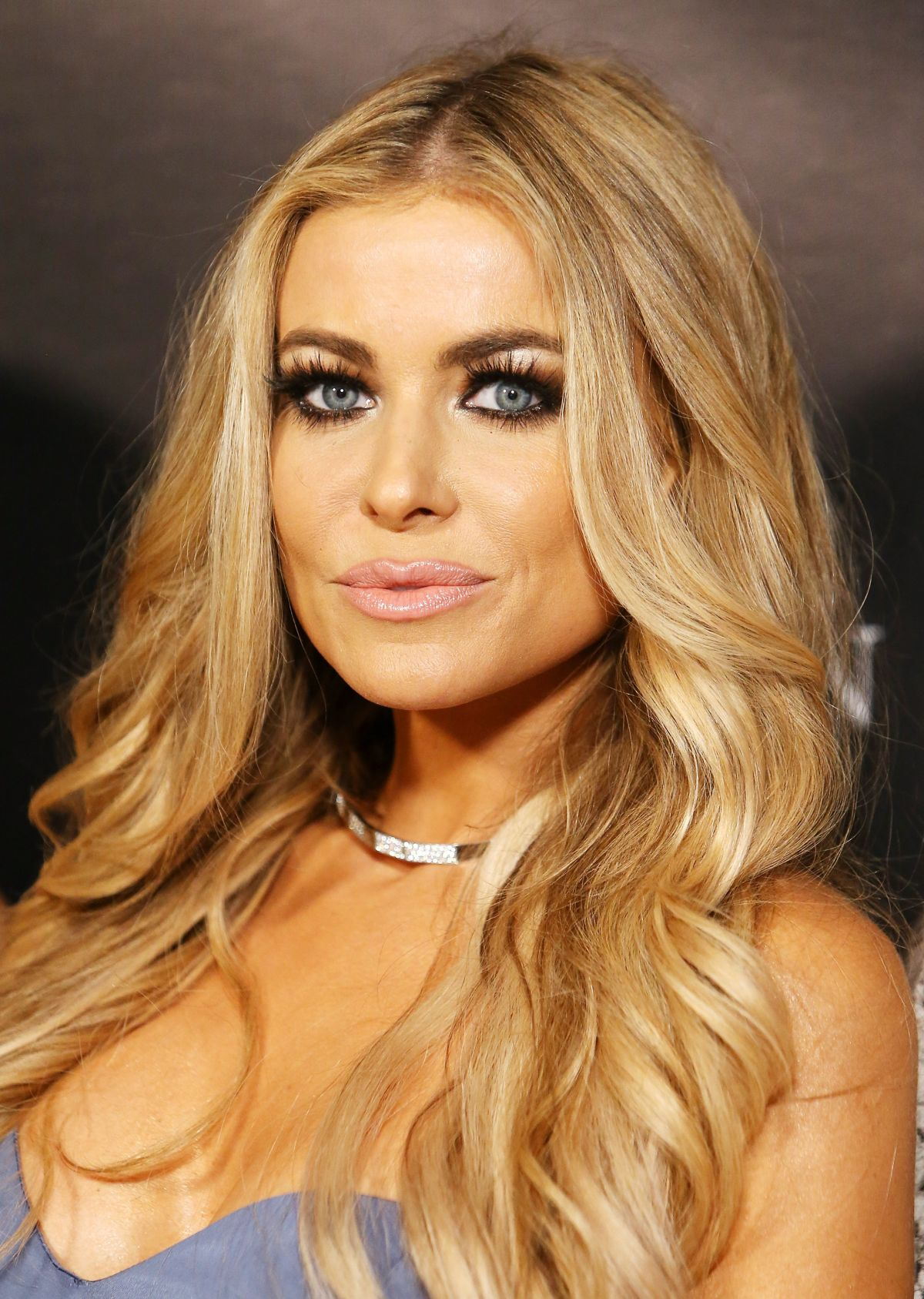Carmen Electra At Genlux Fall 2015 Issue Release ...