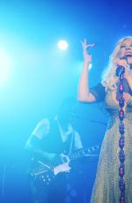 Christina Aguilera Performs At Apollo In The Hamptons 2015