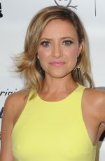 Christine Lakin At The Unauthorized O.C. Musical One Night Only Event
