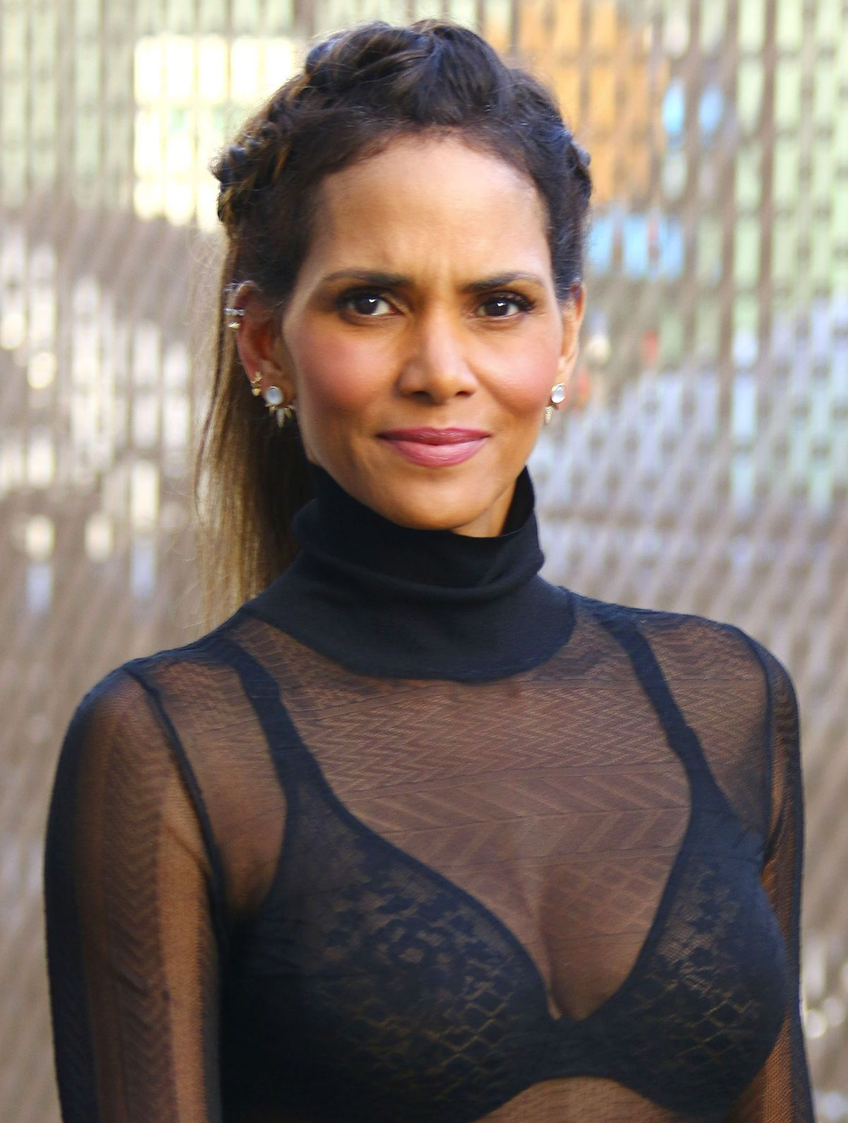 Halle Berry Arriving @... Halle Berry