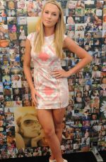Ireland Baldwin At Blonde Awareness Month Artwork Unveiling